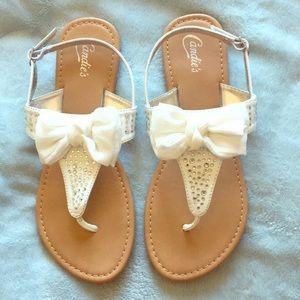 Candie's Sandals women's size 7-8